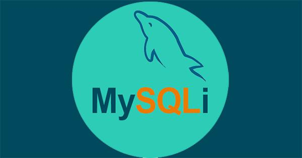 Curso de MySQLi