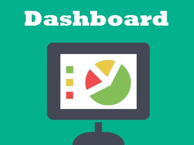 Como montar Dashboard para área administrativa