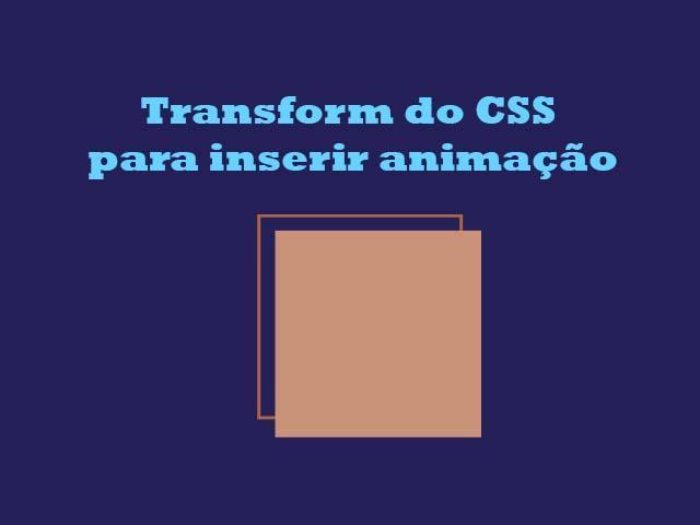 Como usar transform do CSS para inserir animação ao card do Bootstrap 4