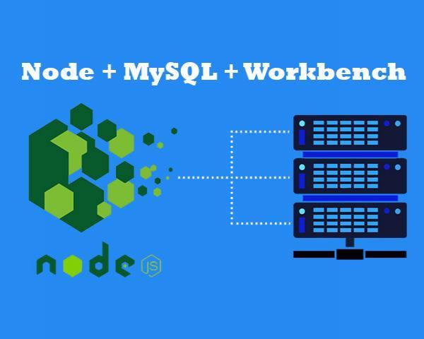 Node + MySQL + Workbench - Como conectar o Node com banco de dados