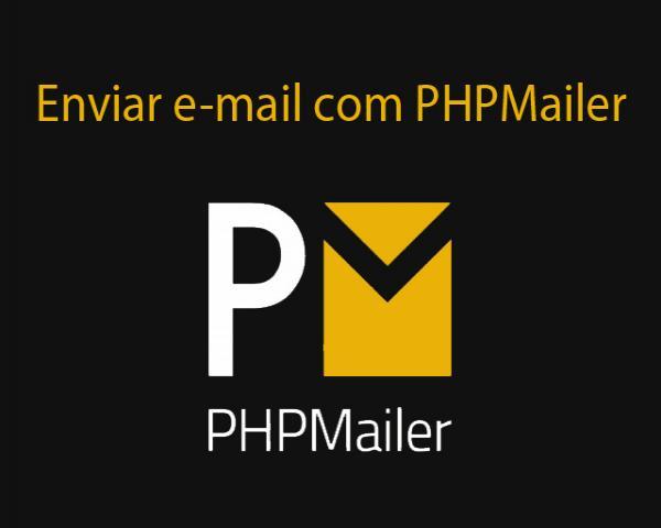 Como enviar e-mail com PHPMailer no PHP