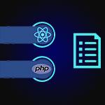 CRUD - Como listar registro com React e como criar a API com PHP