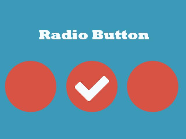 Como salvar campo radio button no banco de dados MySQLi com PHP