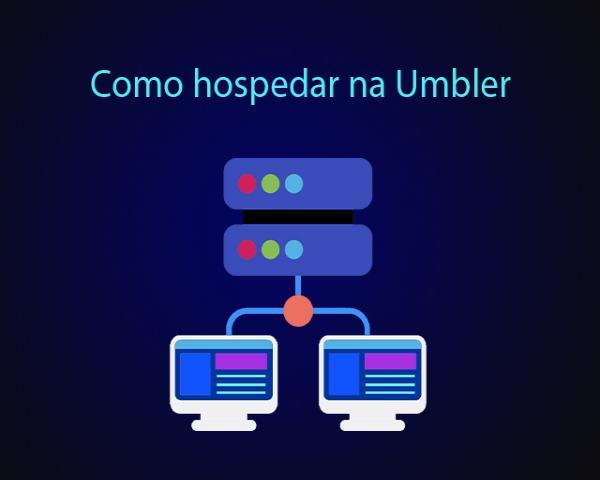 Como hospedar na Umbler o sistema de login criado com PHP