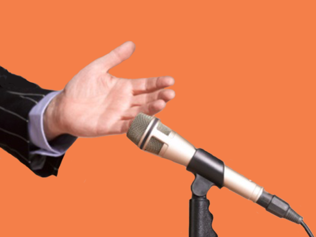 Como vencer o medo de falar em público?